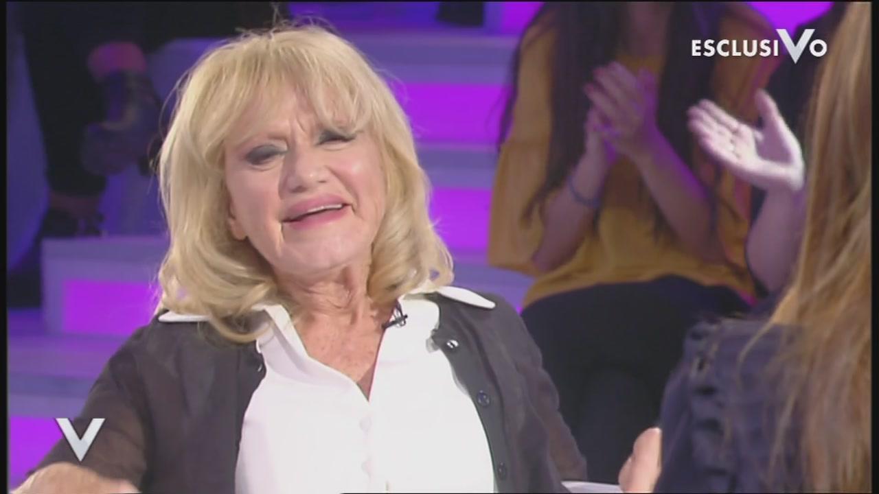 """Rita Pavone: """"Lassù qualcuno mi ama"""""""