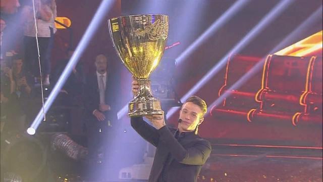 Irama vince Amici17