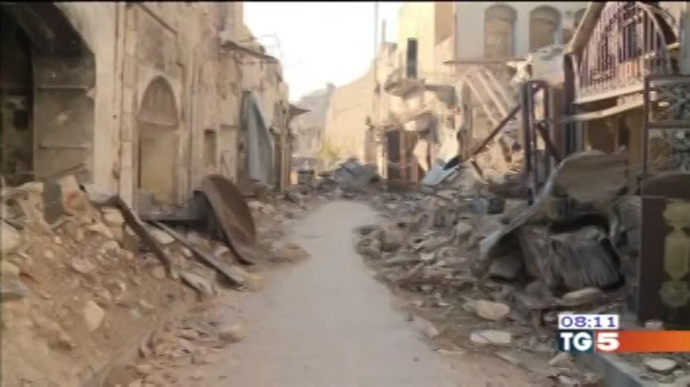 Siria, cessate il fuoco in vigore da mezzanotte