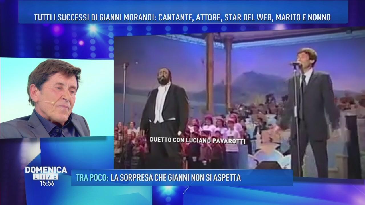 I duetti di Gianni Morandi