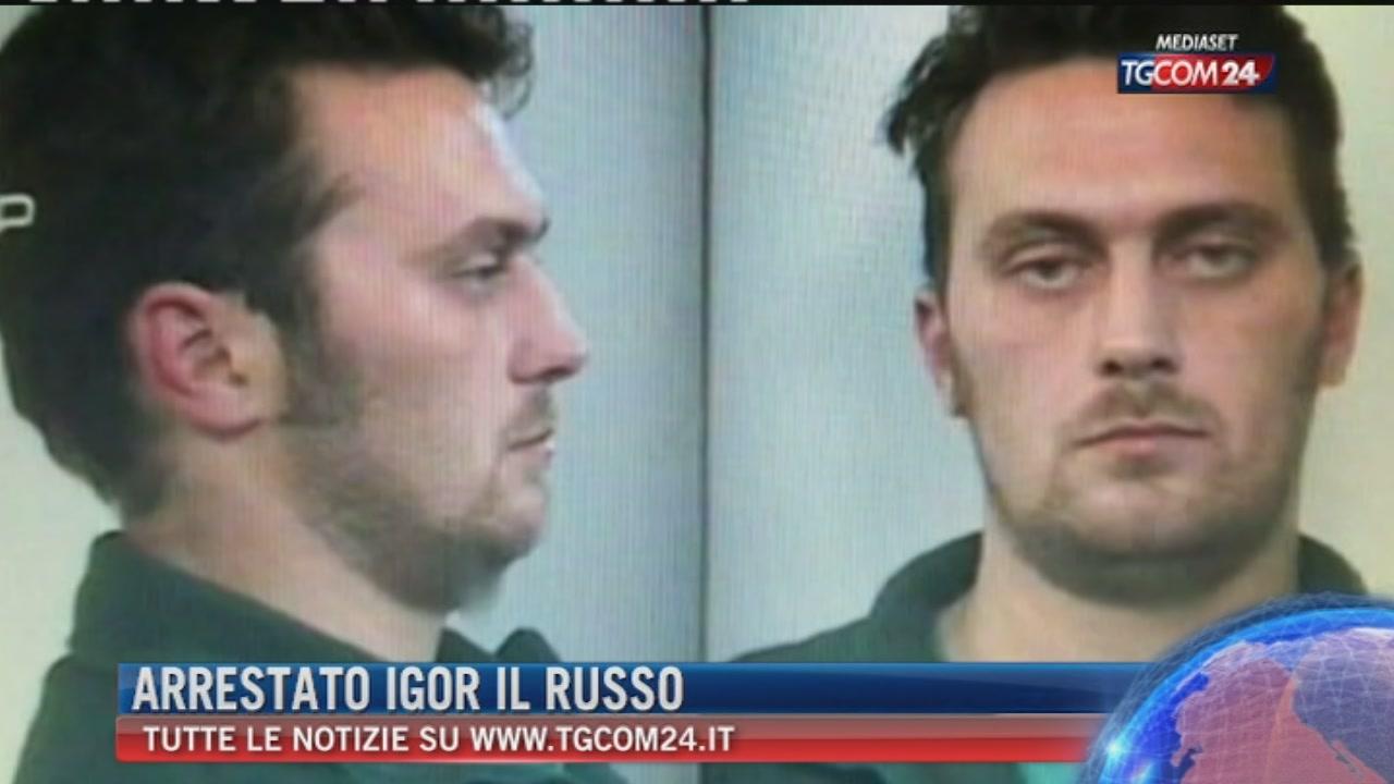 Breaking News delle 21.30: Arrestato Igor il Russo