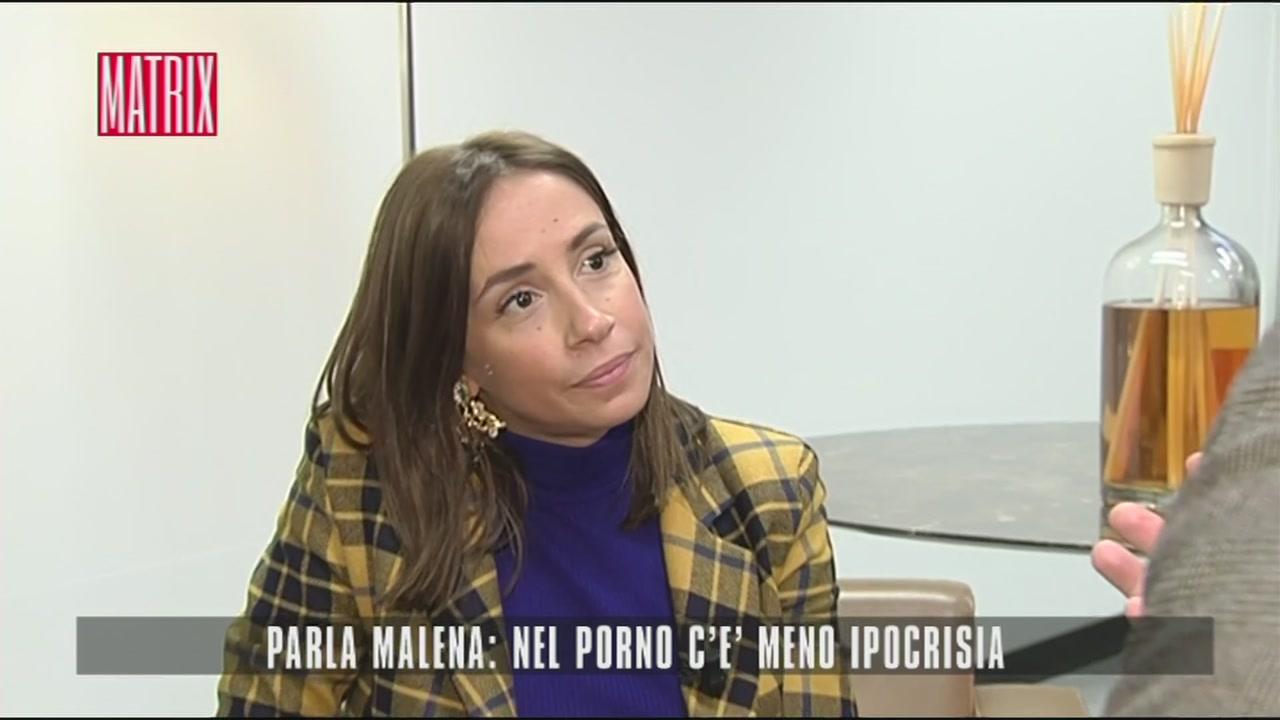 Parla Malena: nel porno c'è meno ipocrisia