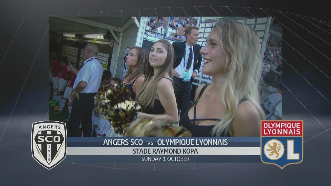Angers SCO-Olympique Lyonnais 3-3