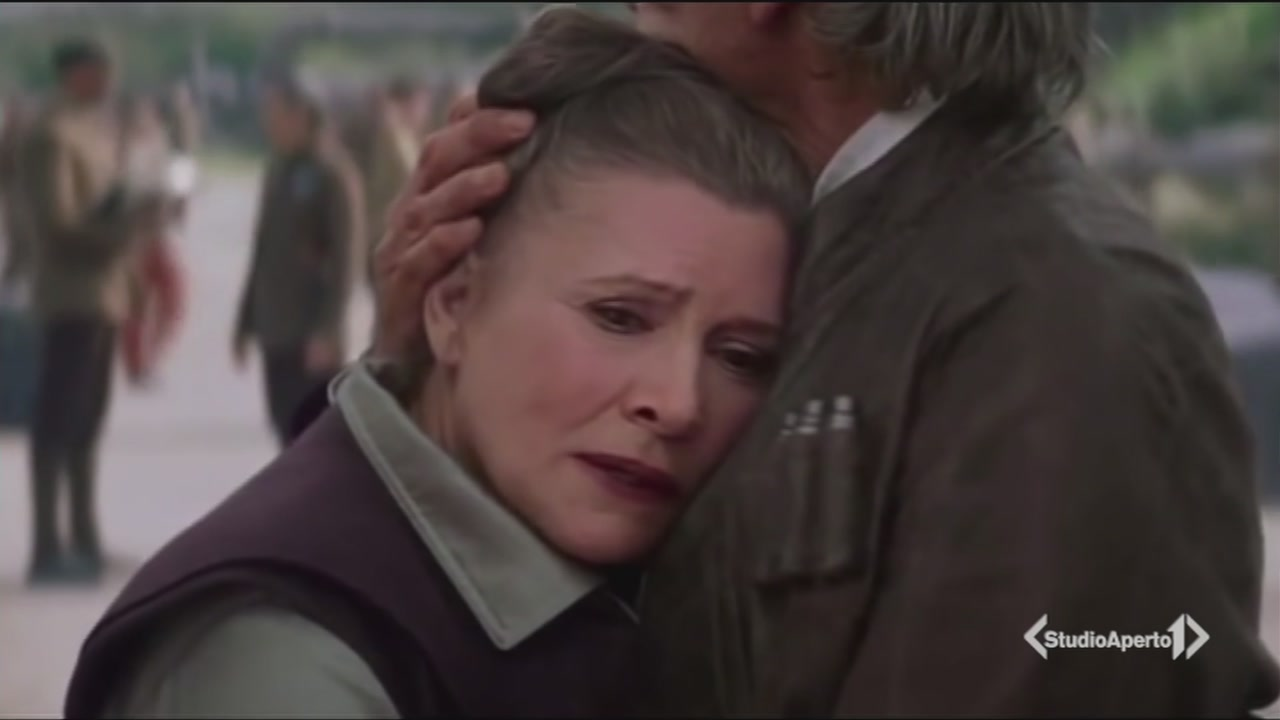 Carrie Fisher, la rivedremo in Star Wars