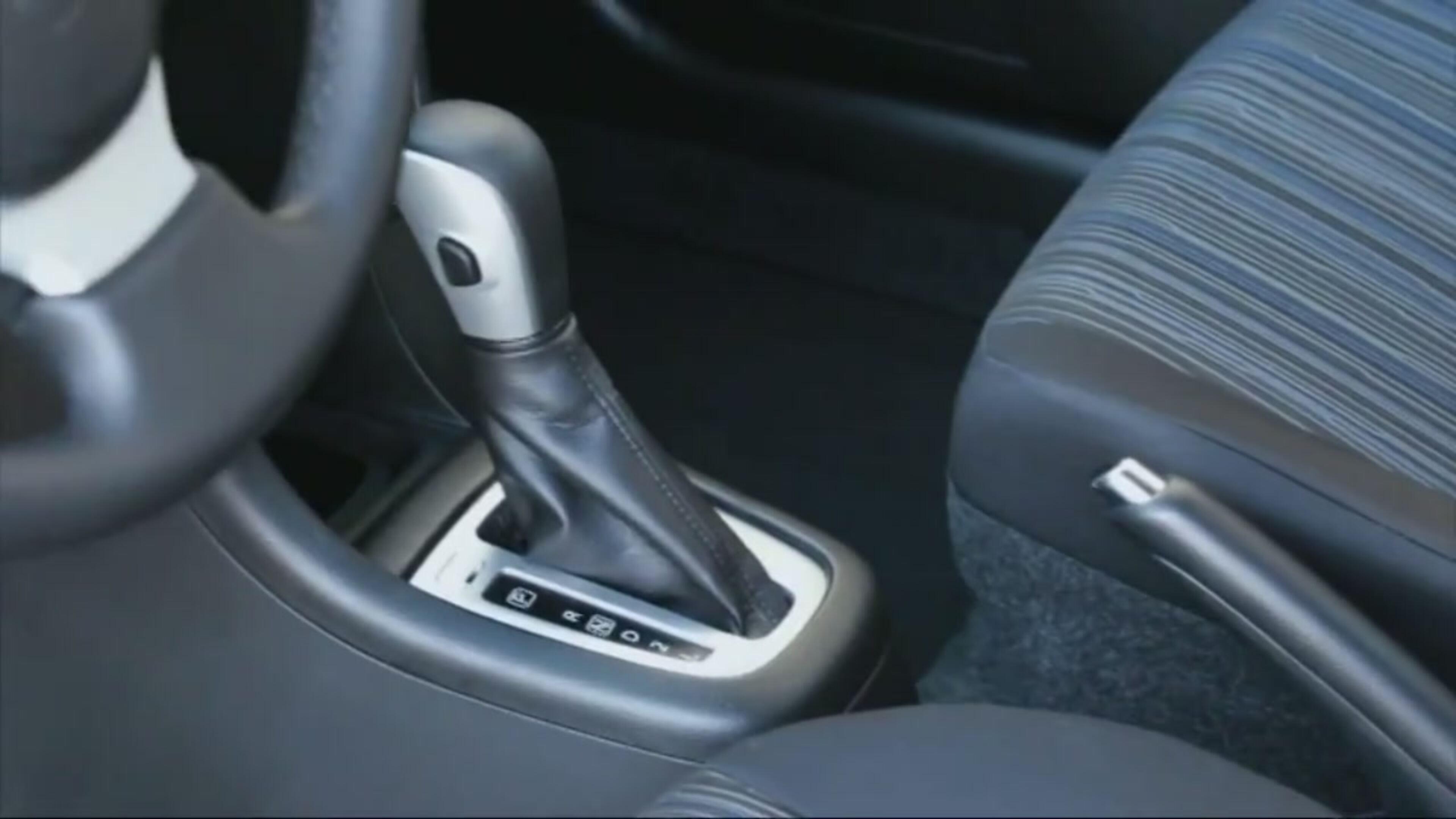 Il cambio automatico di Suzuki Celerio