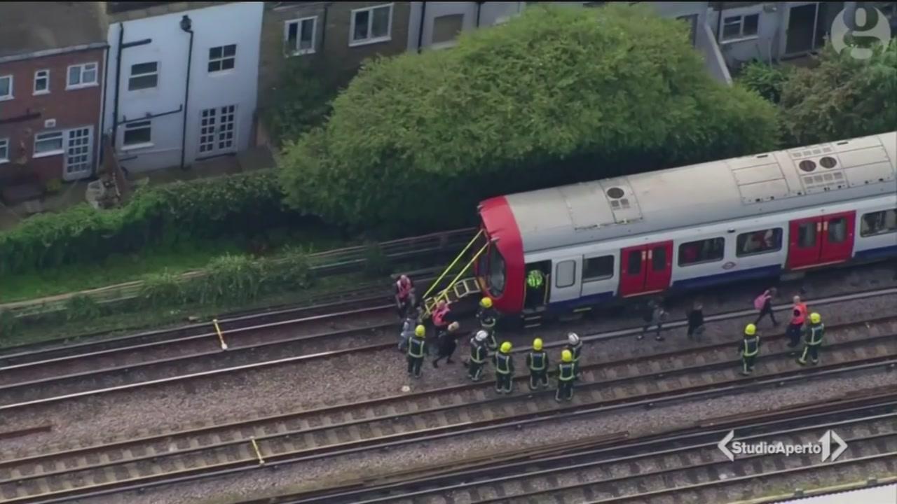 Bombe a Londra: è terrorismo