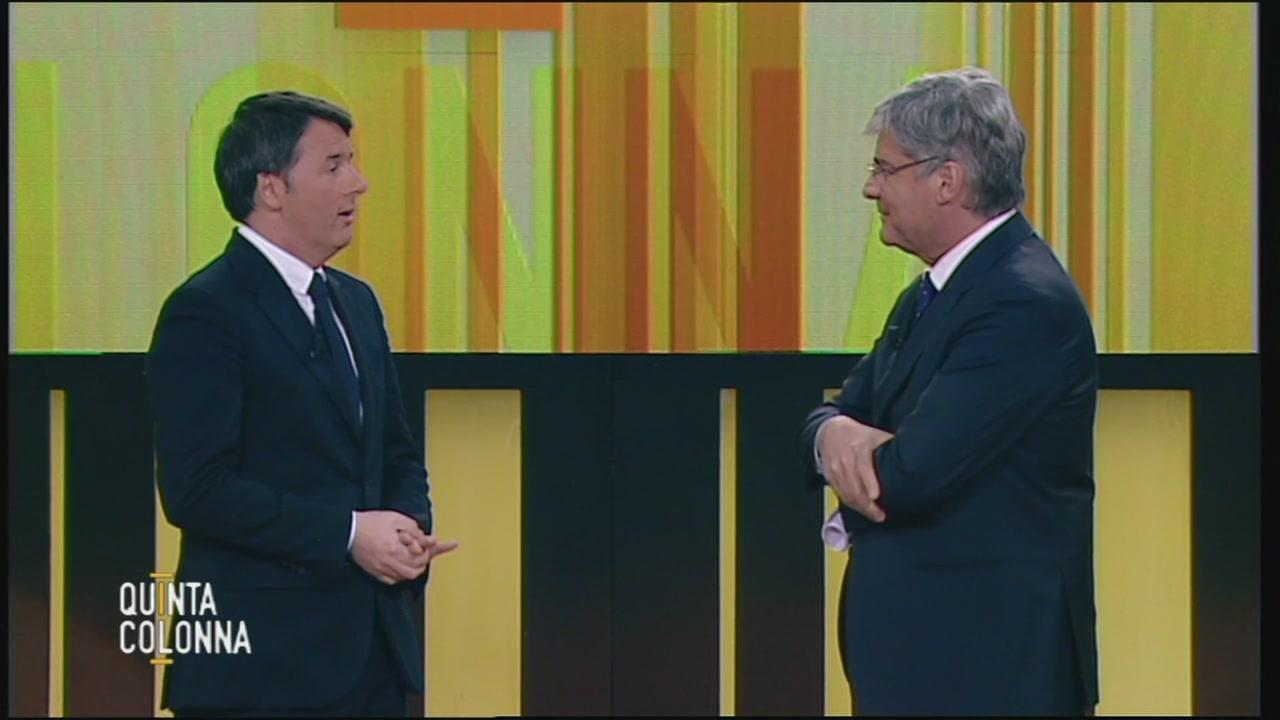 L'intervista: Matteo Renzi