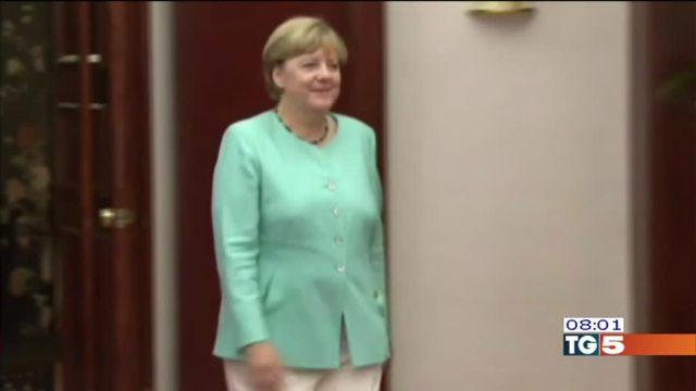 Merkel superata dall'ultradestra