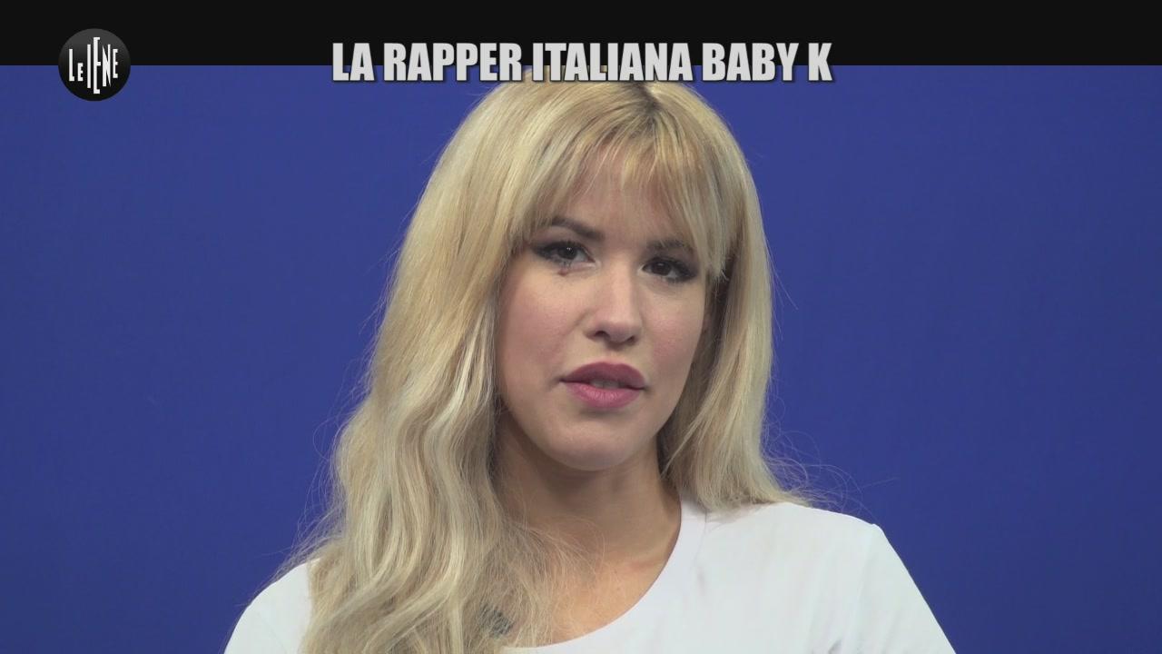 INTERVISTA: La rapper italiana Baby K