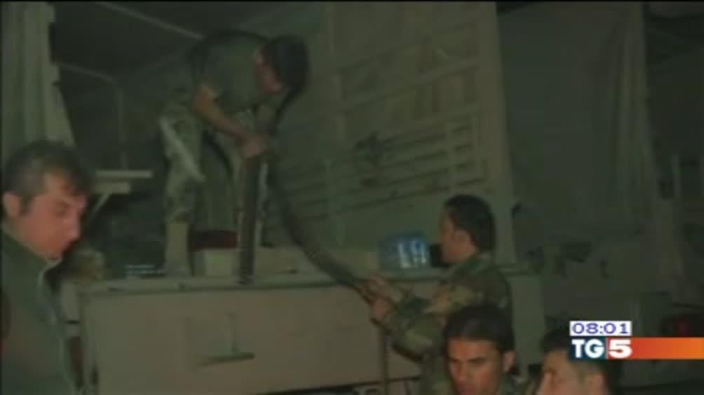 L'offensiva di Mosul