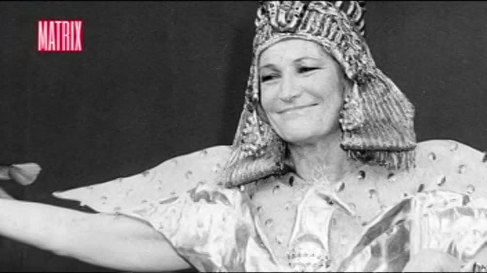 Marta Marzotto, la regina dei salotti