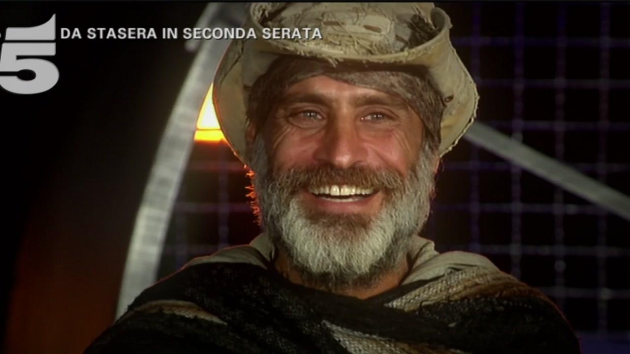 Raz Degan al Maurizio Costanzo Show