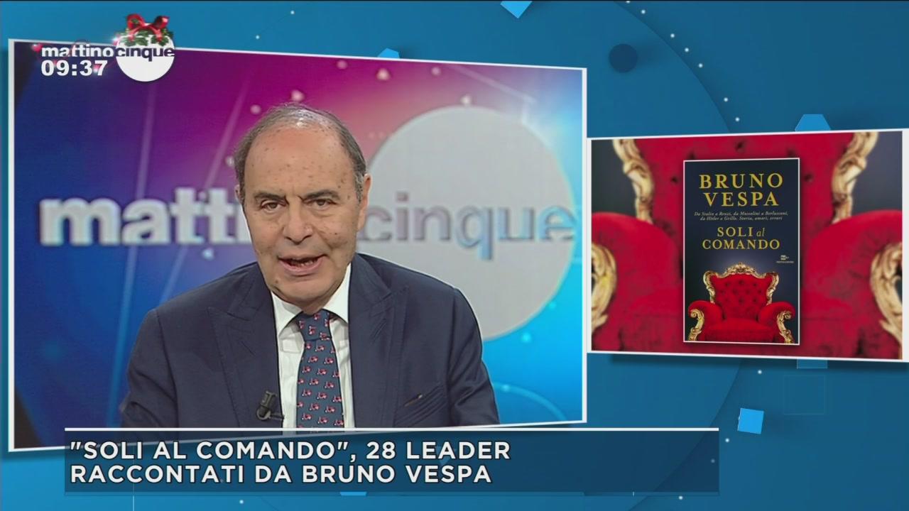 """""""Soli al comando"""" di Bruno Vespa"""