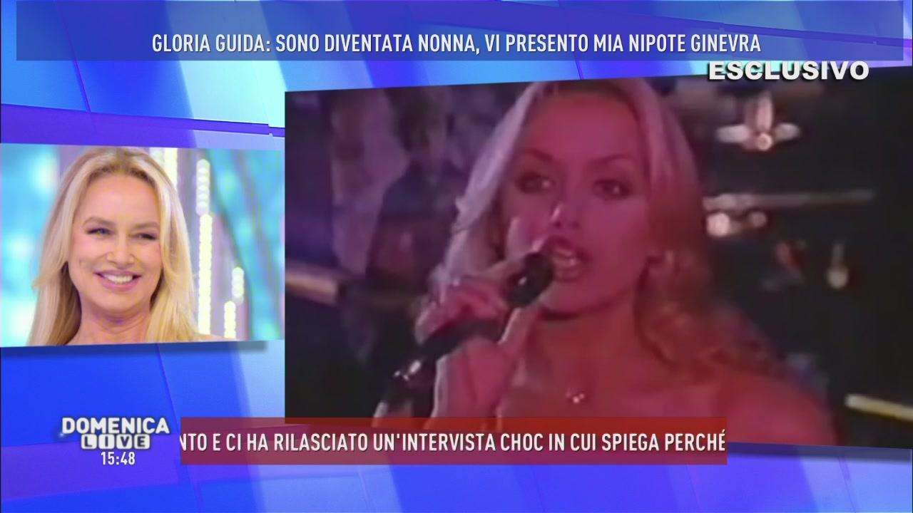 Gloria Guida, cantante