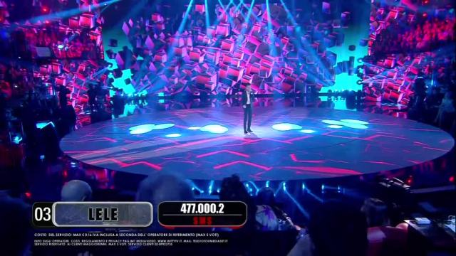 """Love me now"" – Lele – La Finale"