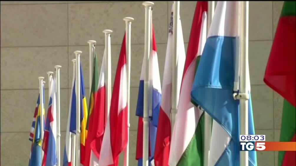 Europa a due velocità spaccatura est-ovest