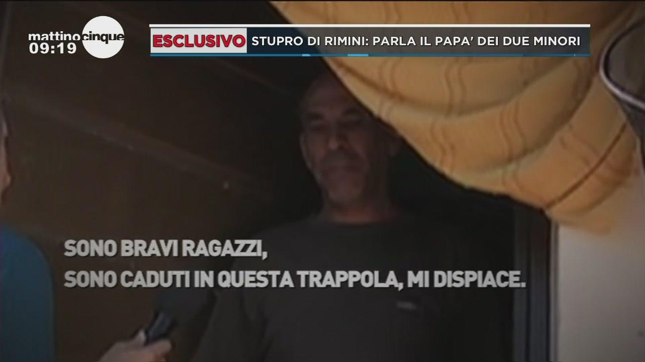 Stupro di Rimini