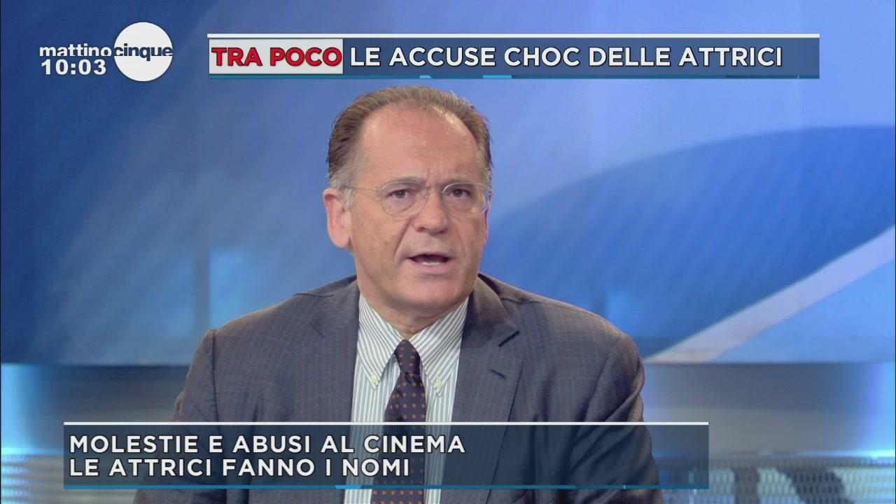 Scandalo molestie: il parere di Alessandro Cecchi Paone