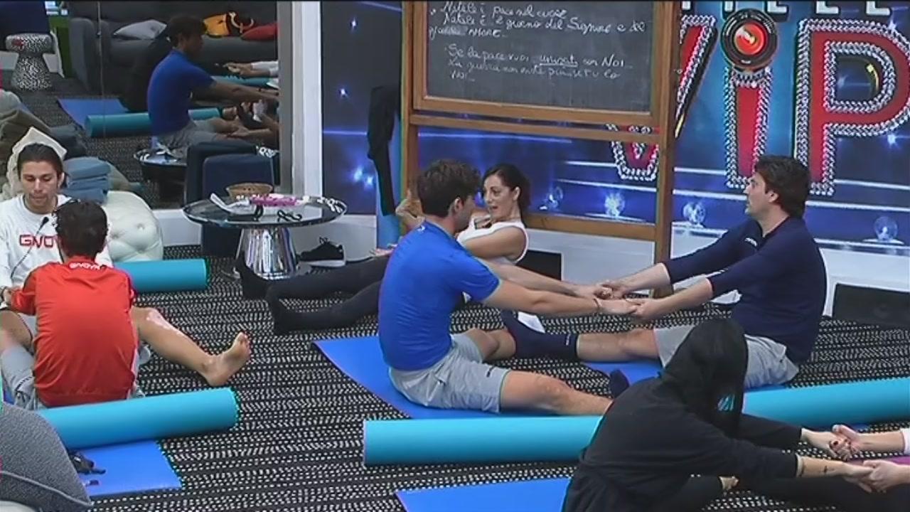 Pilates di coppia
