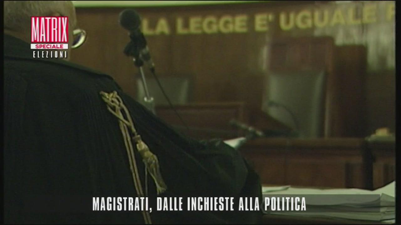 Magistrati, dalle inchieste alla politica