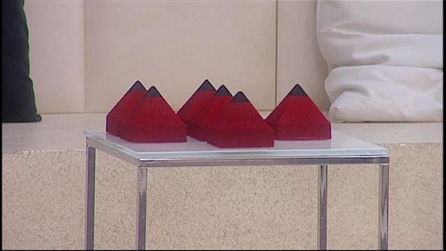 La spiegazione delle Nomination con piramide