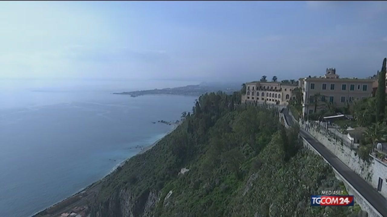 G7 Taormina, è caos per le telecamere di sicurezza