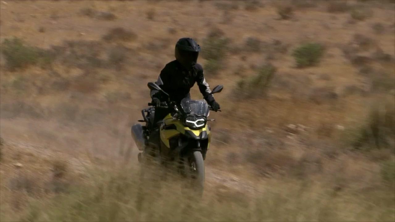 Le nuove GS di BMW Motorrad