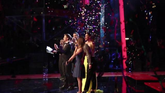 La finale vista dal backstage