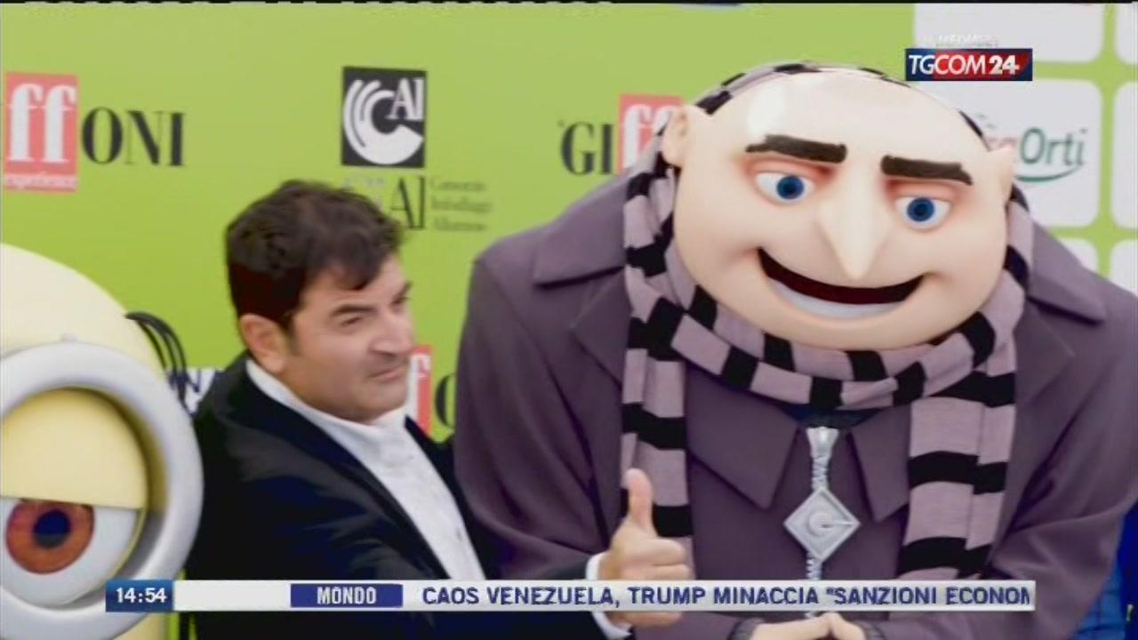 Marco Giallini torna a Giffoni