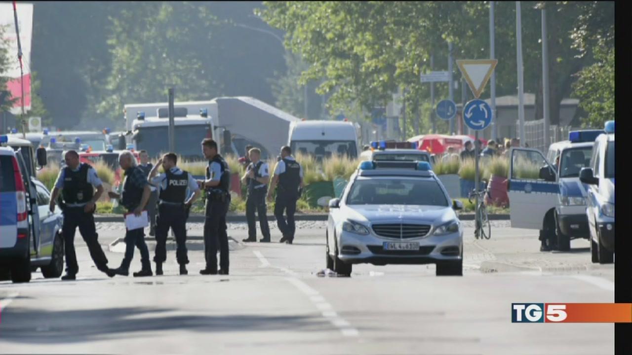 """Germania, spara e uccide """"Ma non è terrorismo"""""""