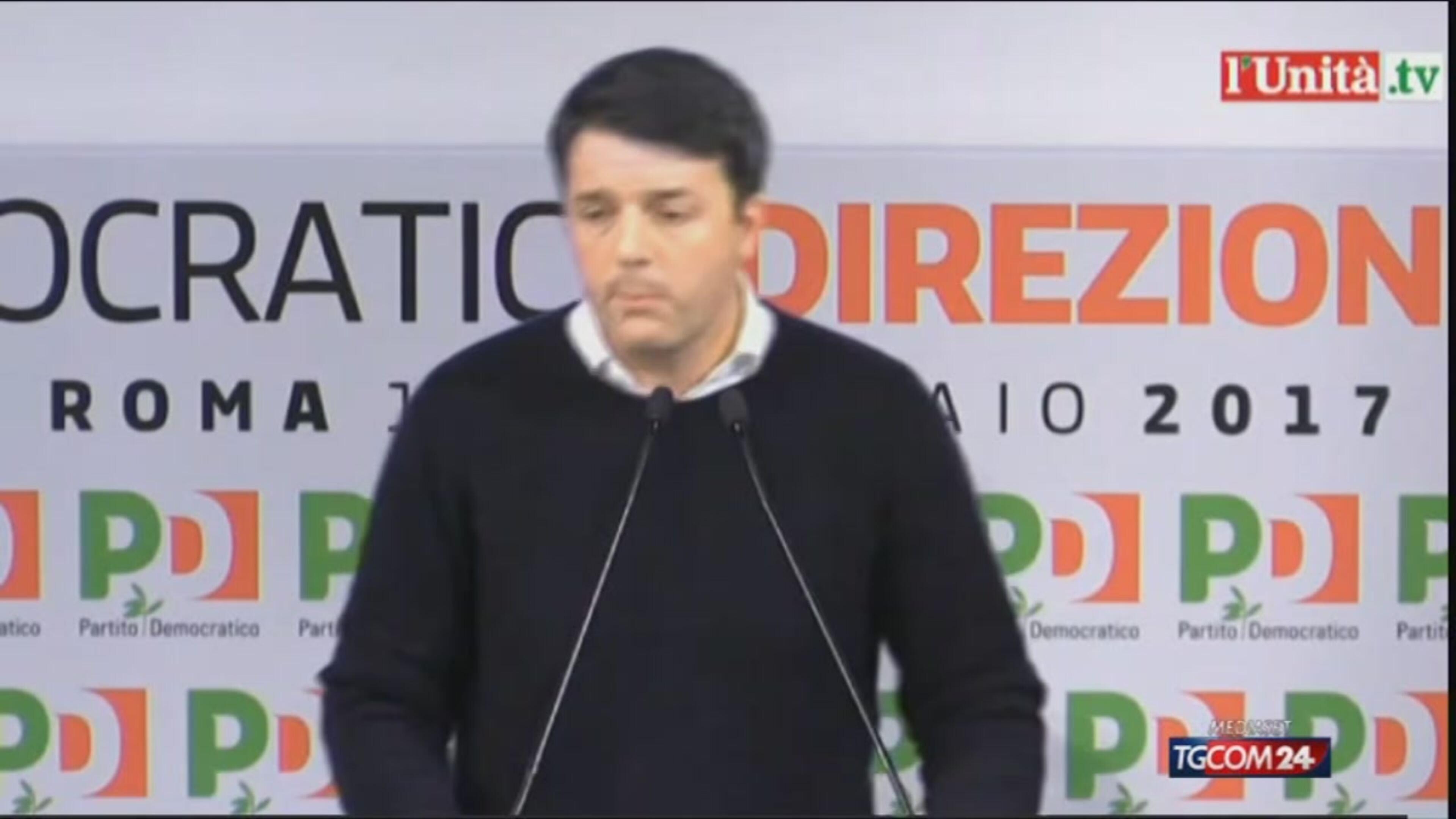"""Ue, Renzi: """"Non voglio violare regole, ma cambiarle"""""""