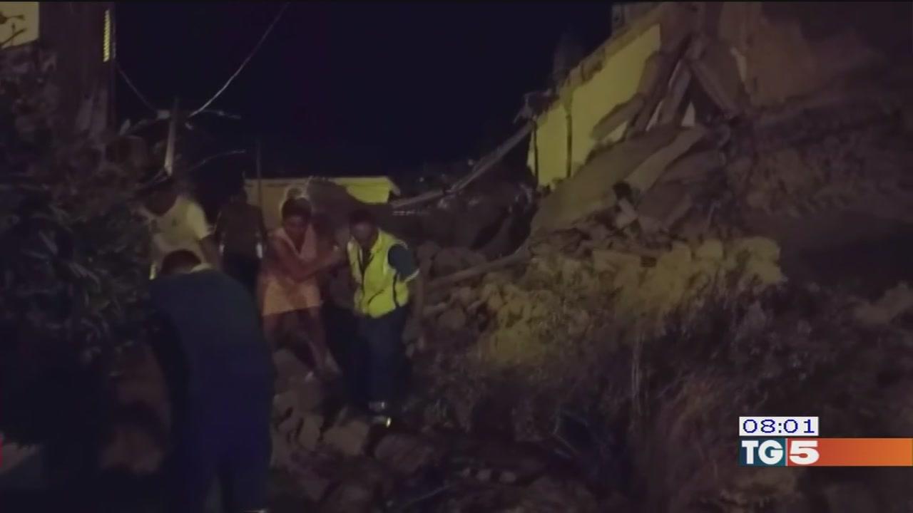 Torna l'incubo terremoto