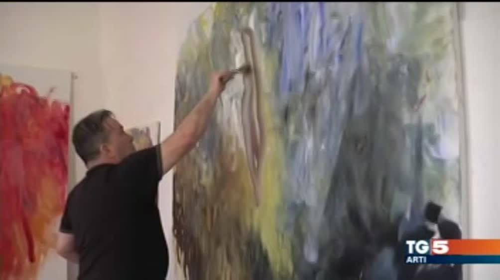 L'incrocio di due bellissime storie di passione e di pittura