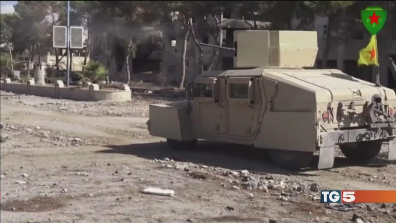 Raqqa, è assalto finale incubo foreign fighter
