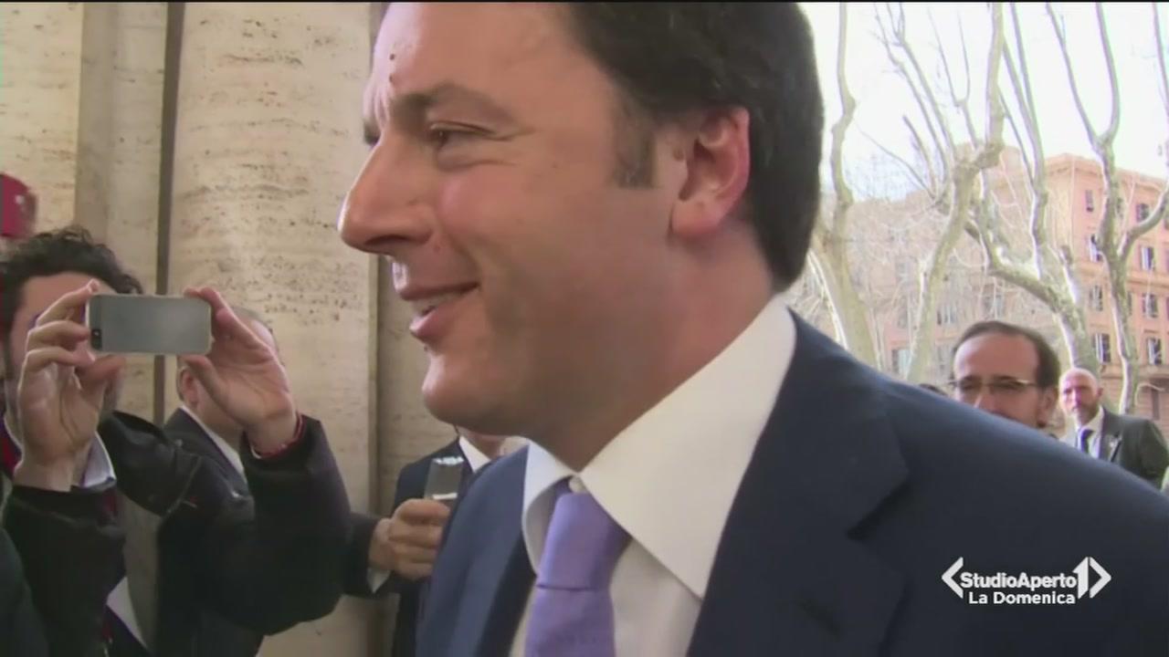 """""""Avanti"""" , le anticipazioni del nuovo libro di Matteo Renzi"""