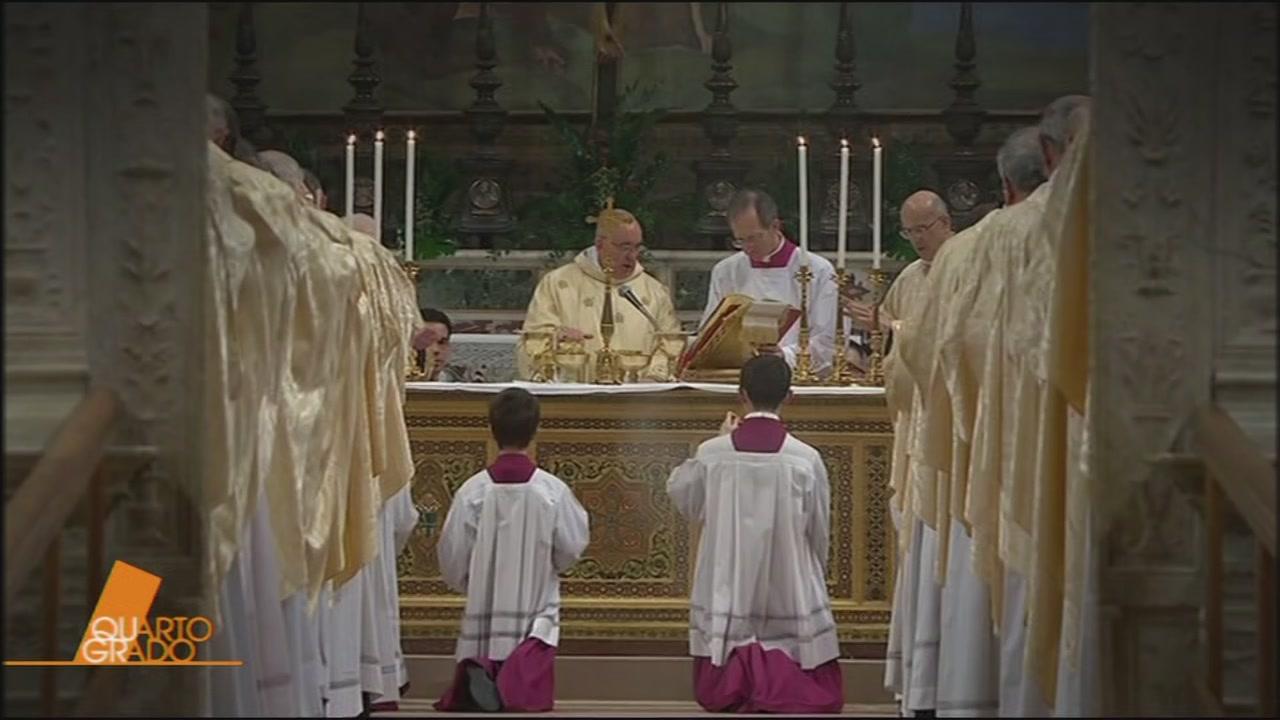 Scandalo in Vaticano