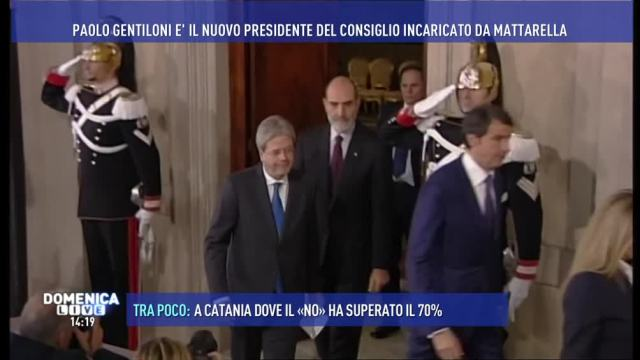 Da Renzi a Gentiloni
