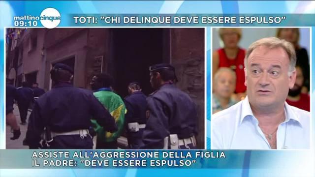 Verona: immigrato molesta una ragazza