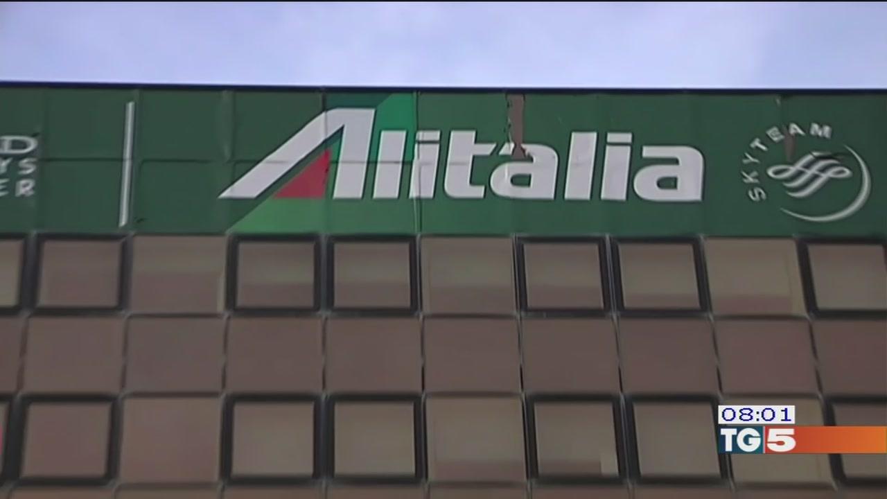 Commissario per Alitalia