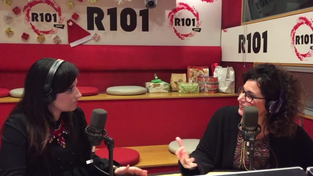 Laura Pausini intervistata da Isabella Eleodori