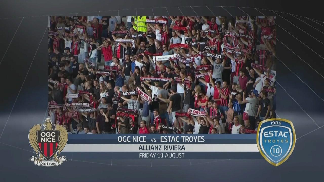 Nizza - Troyes 1-2