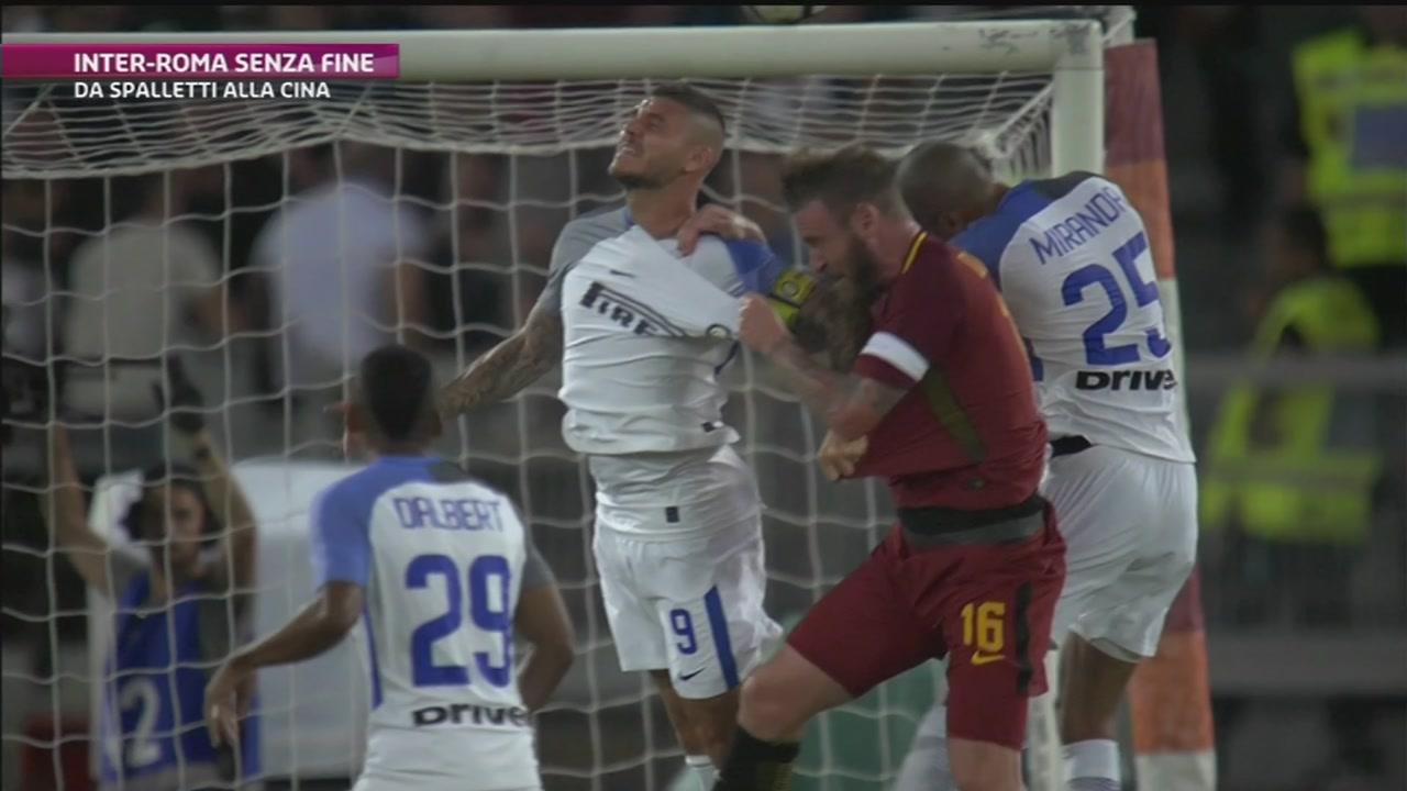 Inter-Roma senza fine