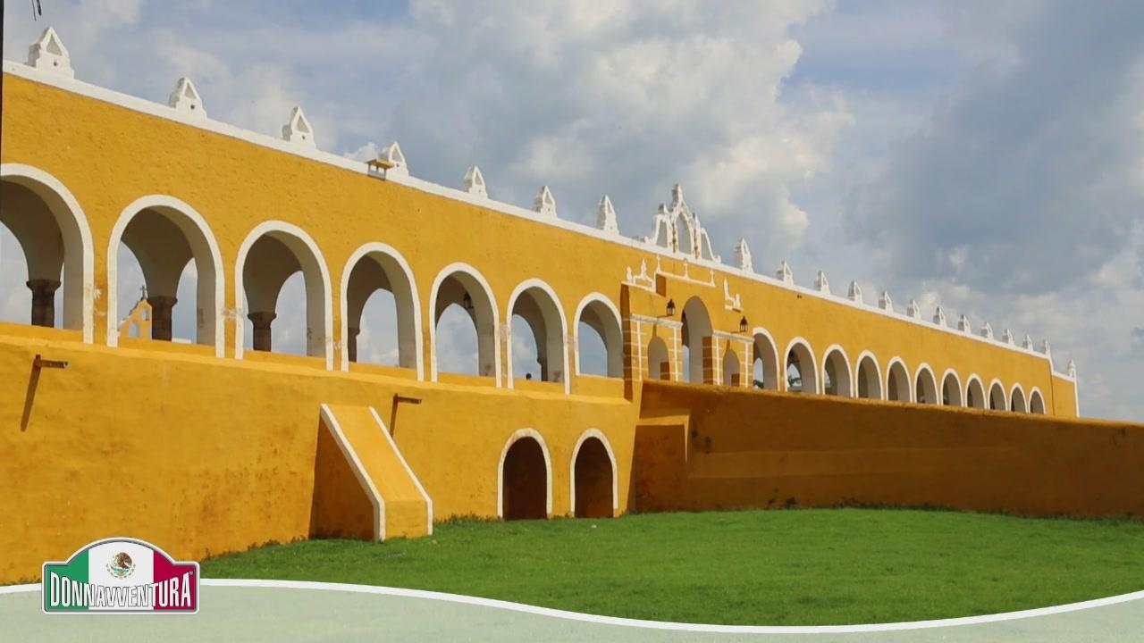 Izamal, Messico: la magica città gialla