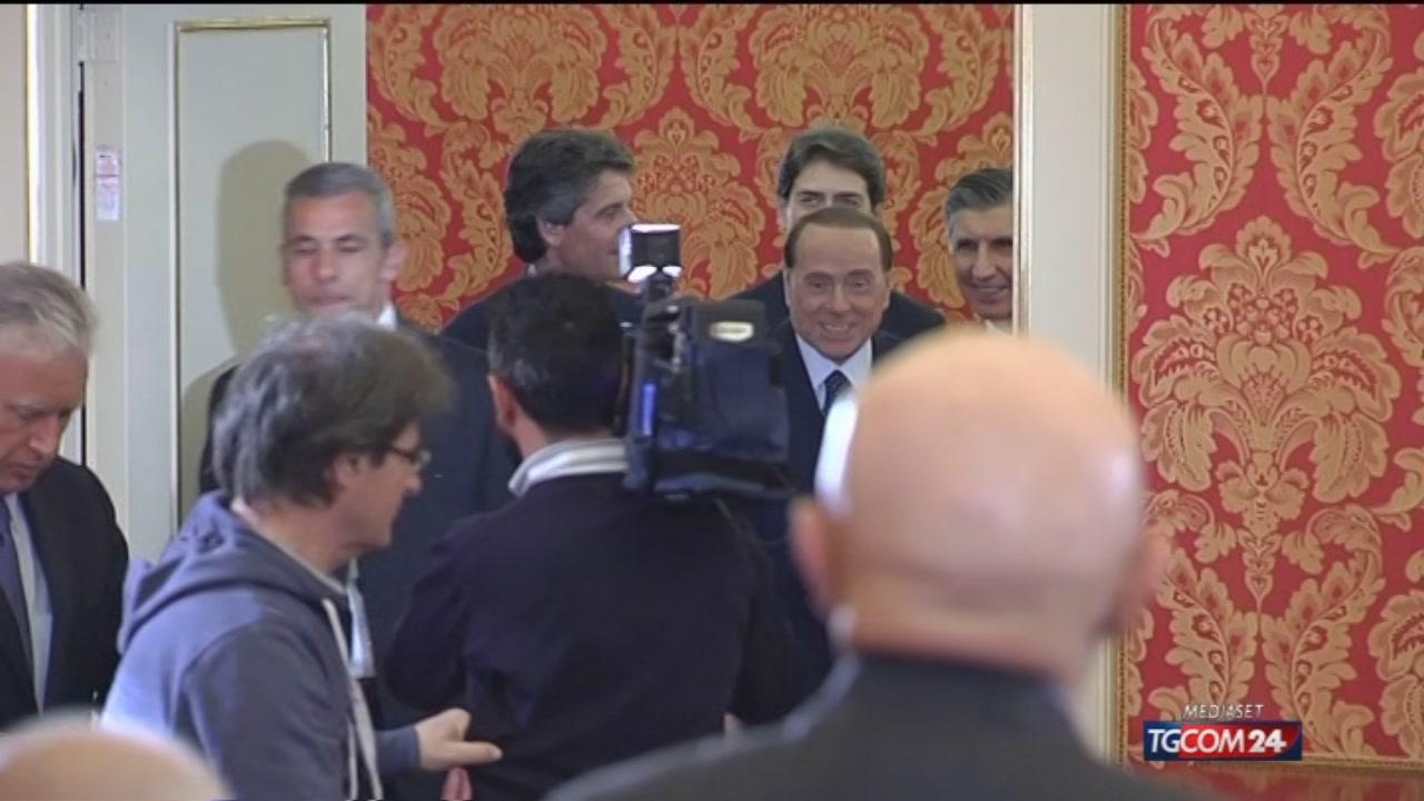 """Berlusconi: """"Vogliamo un Centrodestra unito e vincente"""""""