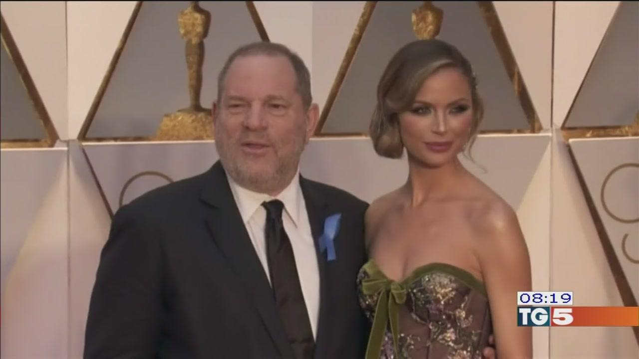 Accuse pesantissime per il produttore Harvey Weinstein