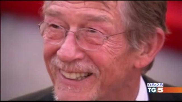 Morto l'attore John Hurt