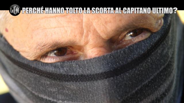 GOLIA: Capitano Ultimo senza scorta: 'Ho arrestato Riina, potrei morire ogni giorno'