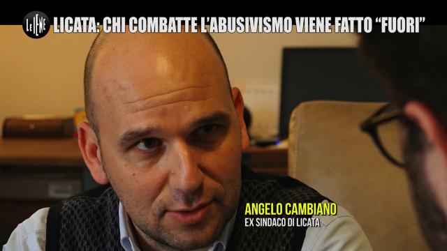 SCHEMBRI: Rischiare tutto in Sicilia per combattere l'abusivismo, anche dei politici