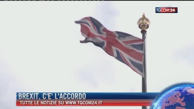 Breaking News delle ore 12.00: Brexit, c'è l'accordo