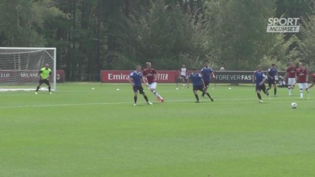 Theo, che botta: il primo gol è tanta roba...
